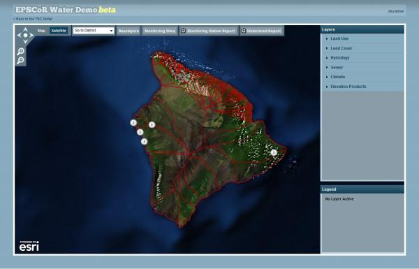 Spatial Decision Support Tool